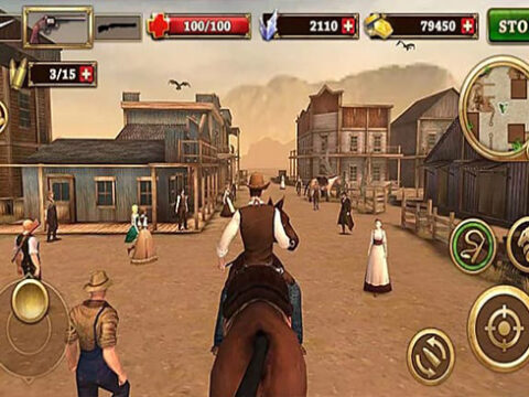 West Gunfighter Game Review