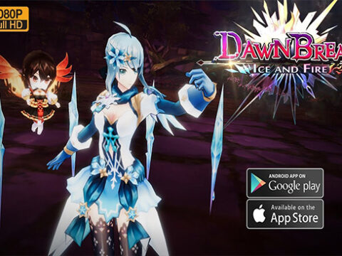 Ice and Fire: Dawn Break Mobile App Review